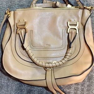 Handbags - Marcie Tan Leather Crossbody Handbag